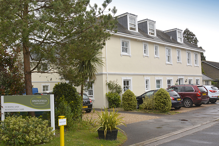 Nursing Home Emsworth